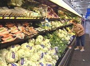 Food prices are on the rise week after week