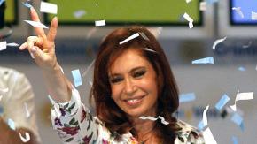 Argentine President Cristina Fernández de Kirchner