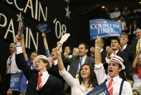 The Republican convention was filled with thinly veiled racist invective against Barack Obama