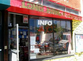FBI agents and local police raided the Long Haul Infoshop in Berkeley