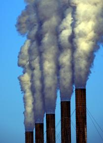 Coal-fired power plants are the single-biggest source of greenhouse gas emissions