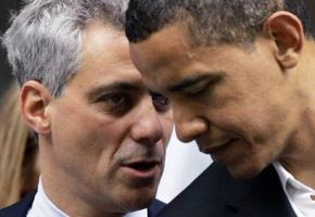 Rahm Emanuel will be Barack Obama's White House chief of staff