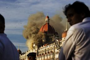 The Taj Mahal hotel was one of several sites attacked in Mumbai