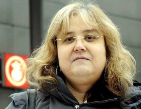 Barbara Emme, fired after 31 years of work over $1.63