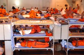 The race to incarcerate has led to drastically overcrowded prisons