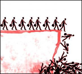 Republicans' march toward oblivion