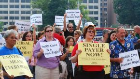 The need to fight for single-payer health care has never been more urgent
