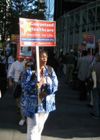 Nurses rally for single-payer health care in Chicago