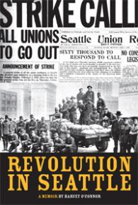 Cover image: Revolution in Seattle