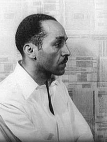 Novelist Willard Motley, the first to write under the name Bud Billiken