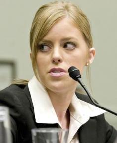 Jamie Leigh Jones testifies in front of Congress in 2007