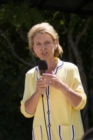 Washington Gov. Christine Gregoire