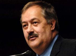 Massey Energy CEO Don Blankenship