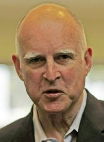 Former Attorney General Jerry Brown