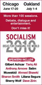 Socialism 2010: Ideas for changing the world