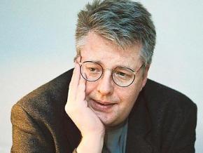 Author Stieg Larrson