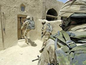 Occupation troops invade homes in Kandahar