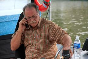Clint Guidry, a representative for shrimp harvesters on the Louisiana Shrimp Task Force