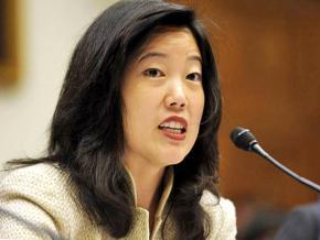 Washington, D.C., School Chancellor Michelle Rhee