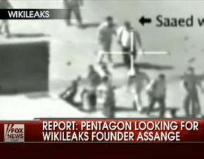 Fox News coverage claims Wikileaks has endangered lives in U.S.-occupied Iraq