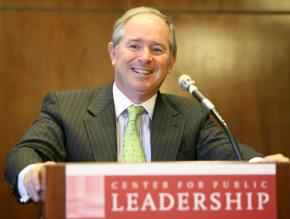Blackstone Group CEO Stephen Schwarzman