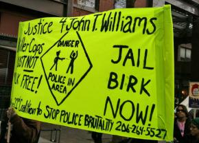 Seattle activists are organizing to win justice for police shooting victim John T. Williams