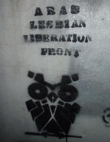 Graffiti on a wall in Beirut