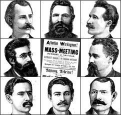 The Haymarket Martyrs
