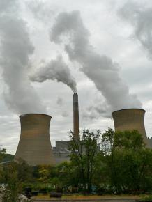 A nuclear power plant in Pennsylvania