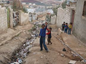 The siege of Gaza has driven poverty to new heights for the 1.6 million Palestinians who live there