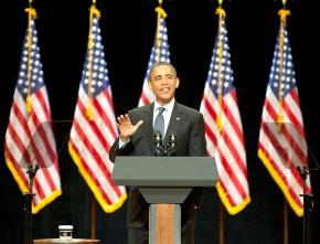 President Obama returns to the campaign trail following the debt ceiling deal