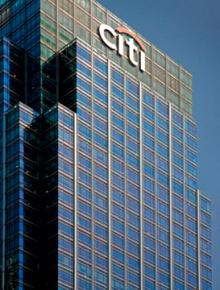 CitiGroup corporate offices