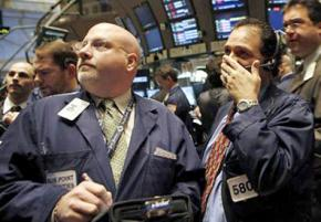 Worries return to the trading floors of international financial markets