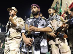 Libyan rebels arrive in Tripoli