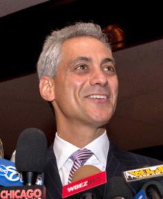 Chicago Mayor Rahm Emanuel