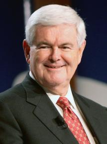 Newt Gingrich speaking to the Values Voters Summit