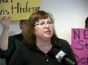 Professor Loretta Capeheart