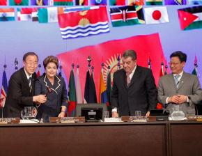 World leaders open the Rio+20 summit