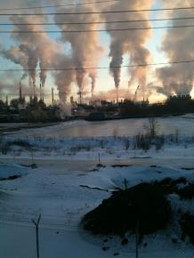 Koch refinery in Minnesota