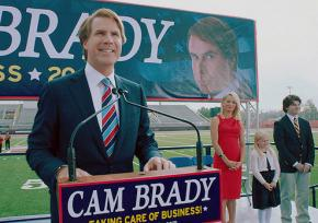 Will Ferrell in The Campaign