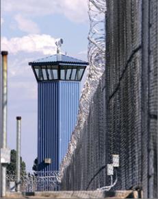 A California state prison