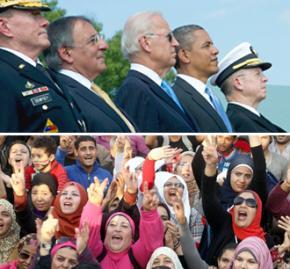 Washington's plan to contain the Arab Spring
