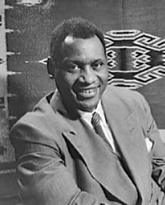 Paul Robeson in 1942