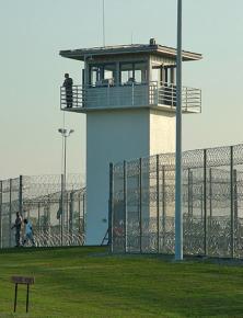 Huntsville prison in Texas