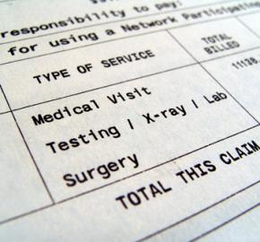 The sickening cost of health care