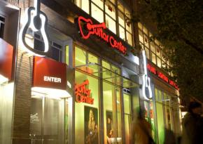 Guitar Center in New York City