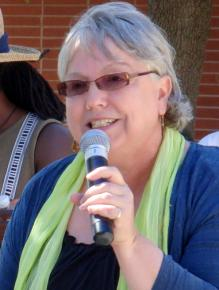 Richmond Mayor Gayle McLaughlin