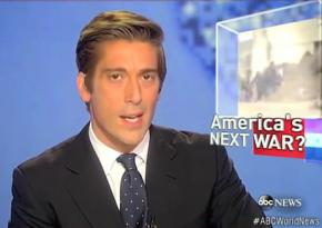 ABC News reports on the threats of a U.S. attack  Syria