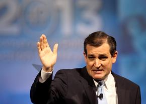 Texas Sen. Ted Cruz
