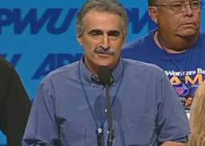 The APWU's new President Mark Dimondstein